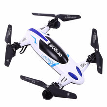 Peradix 2.4GHz 6Axis Gyro RC Quadcopter Car HD Camera Mini Drone