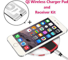 Luxury iPhone Charging Case And Qi Wireless Charger