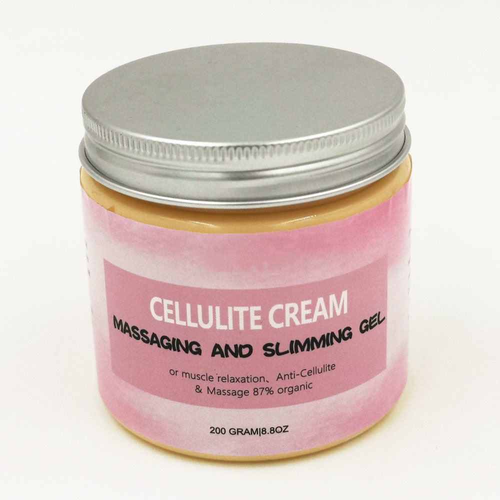 Crema Crema Anti Cellulite Fat Burner