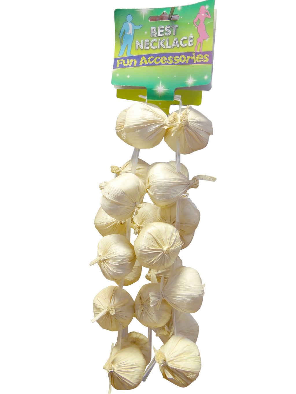 Garlic Necklace