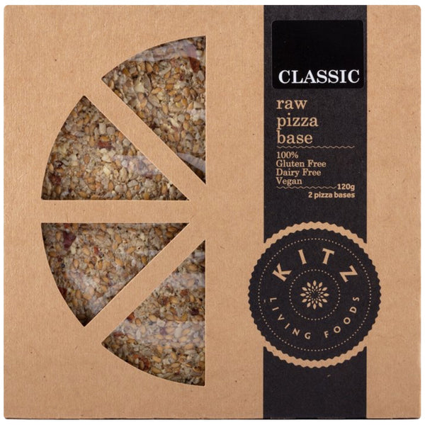 Kitz Raw Pizza Base