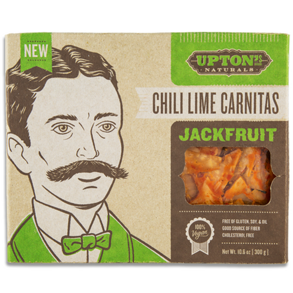 Upton's Chili Lime Jackfruit