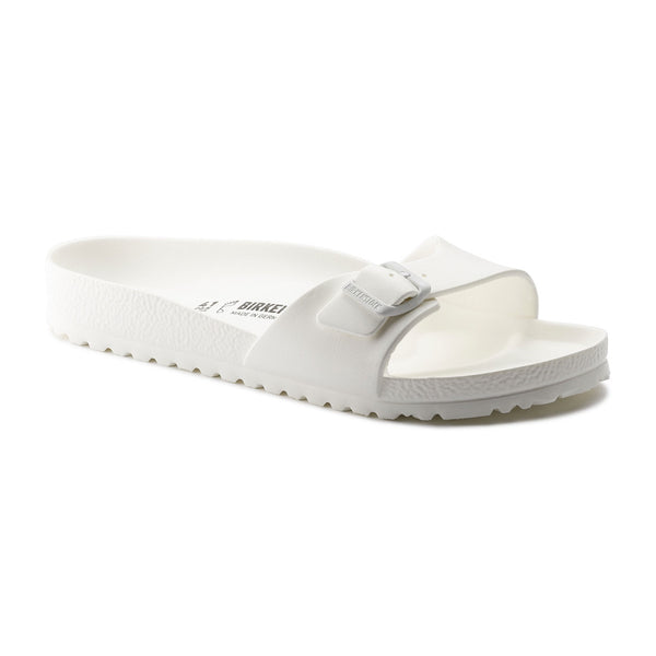 5581ede9821 Birkenstock Vegan Madrid Sandals -White (EVA)