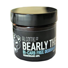 Alcome Co Bearly There Deodorant Paste