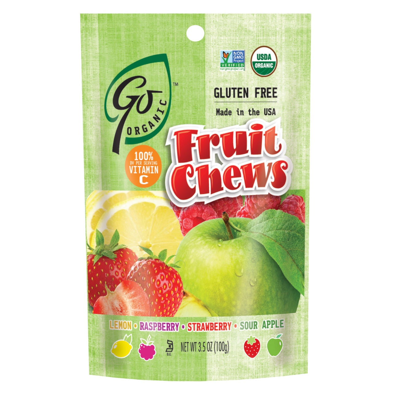 Go Organic Fruit Chews