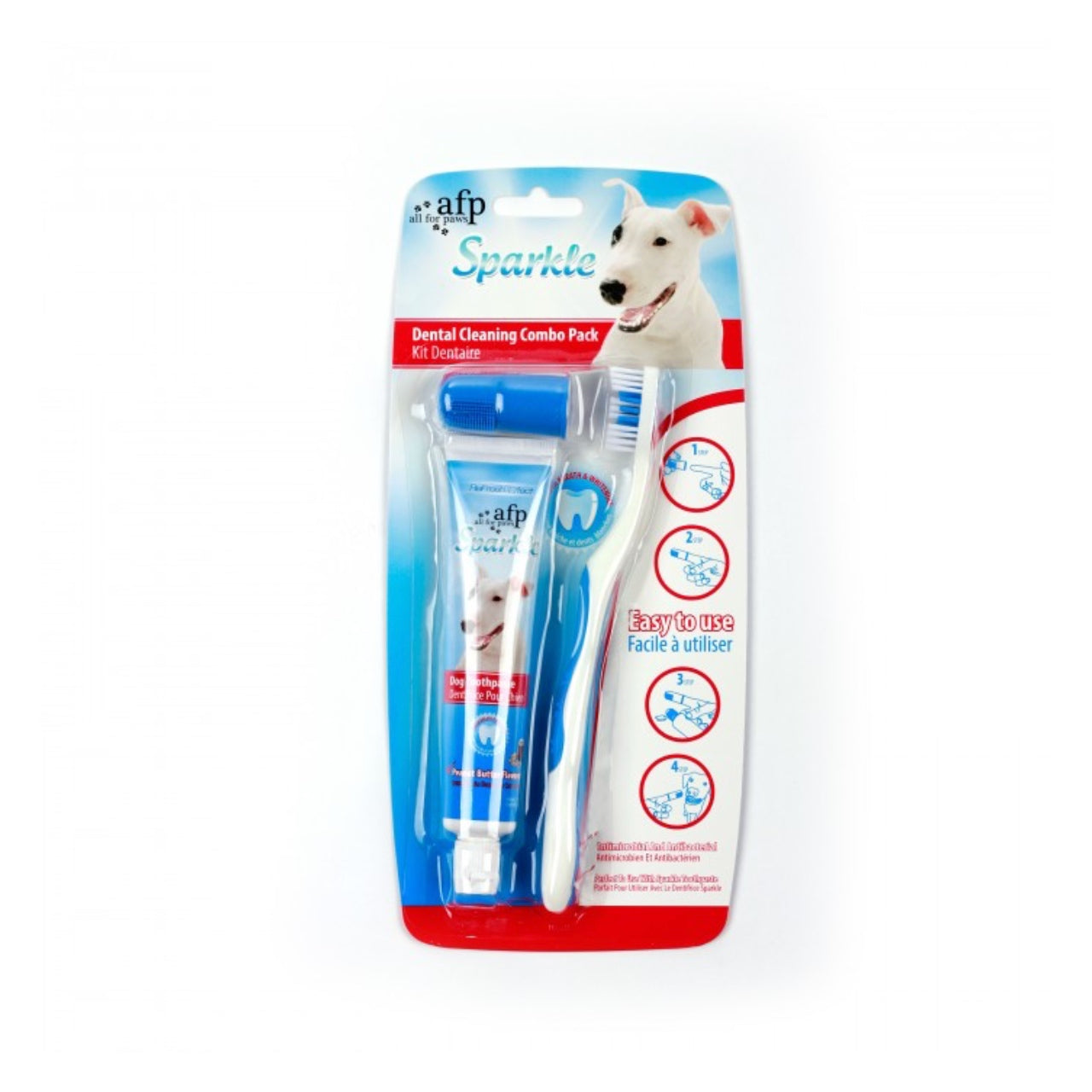 Sparkle Dog Dental Cleaning Combo Pack