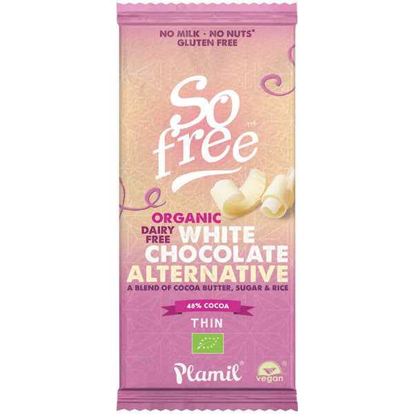 So Free White Chocolate