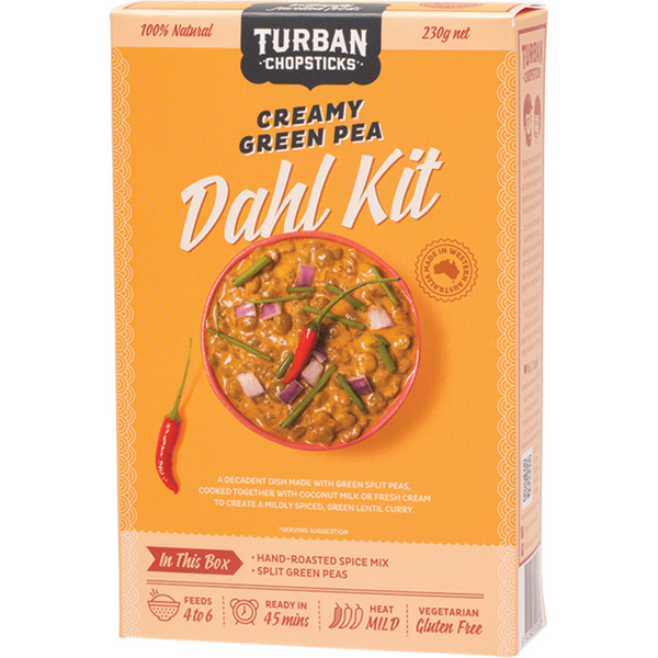 Turban Chopsticks Dahl Kit