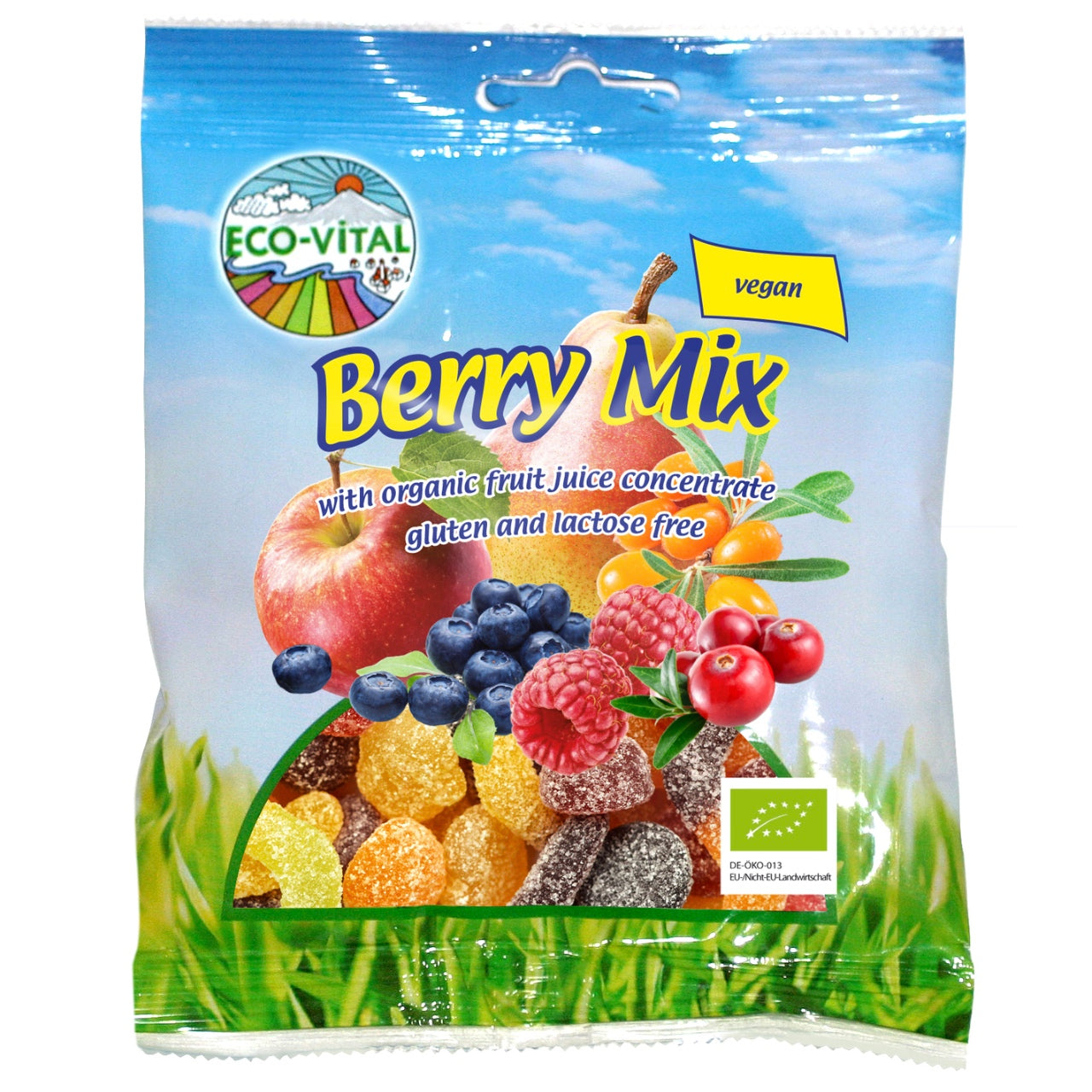 Eco Vital Organic Berry Mix