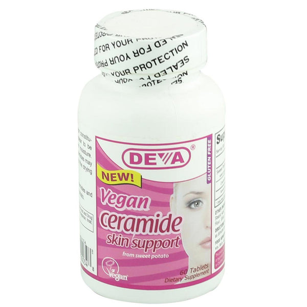 Deva Ceramide Skin Support 60 tablets
