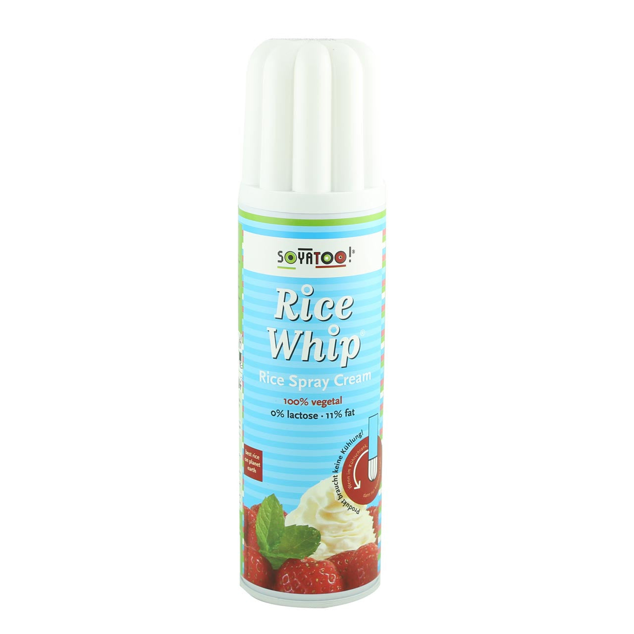 Soyatoo Rice Whip Spray Cream