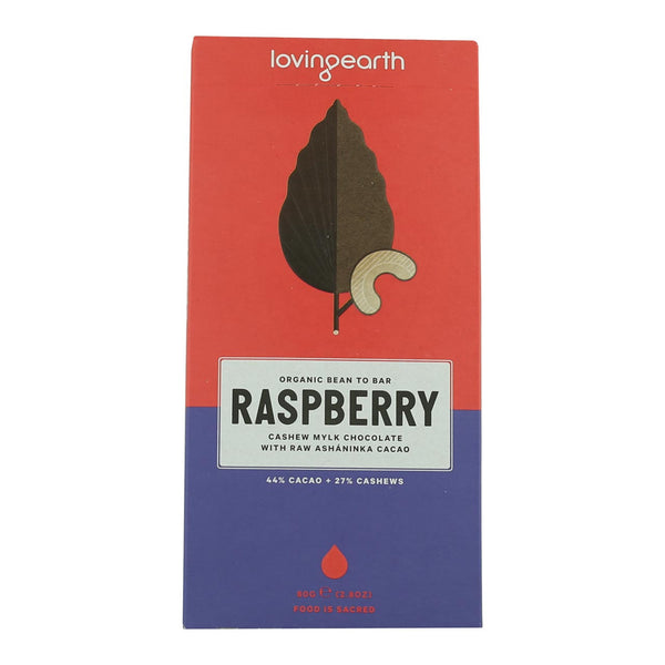 Loving Earth Raspberry Chocolate