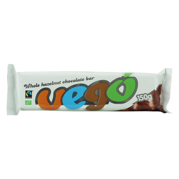 Vego Hazelnut Chocolate Bar