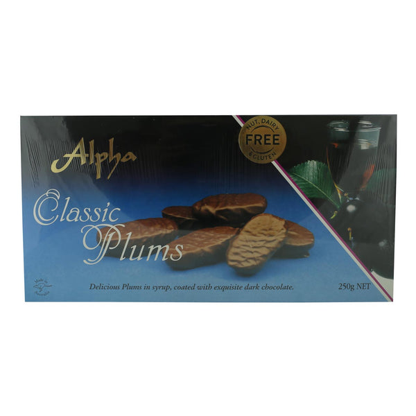 Alpha Classic Plums Gift Box
