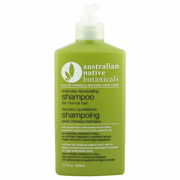 Australian Native Botanicals Green Everyday Rejuvenating Shampoo
