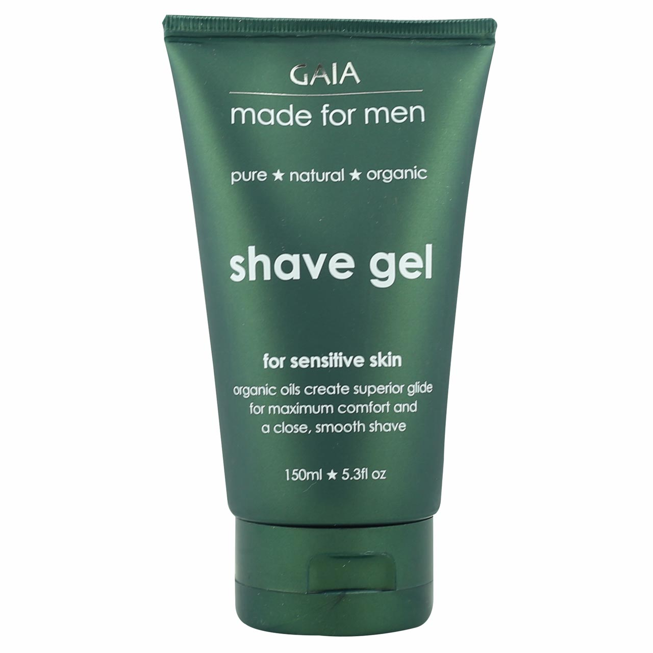 GAIA Made for Men Shave Gel