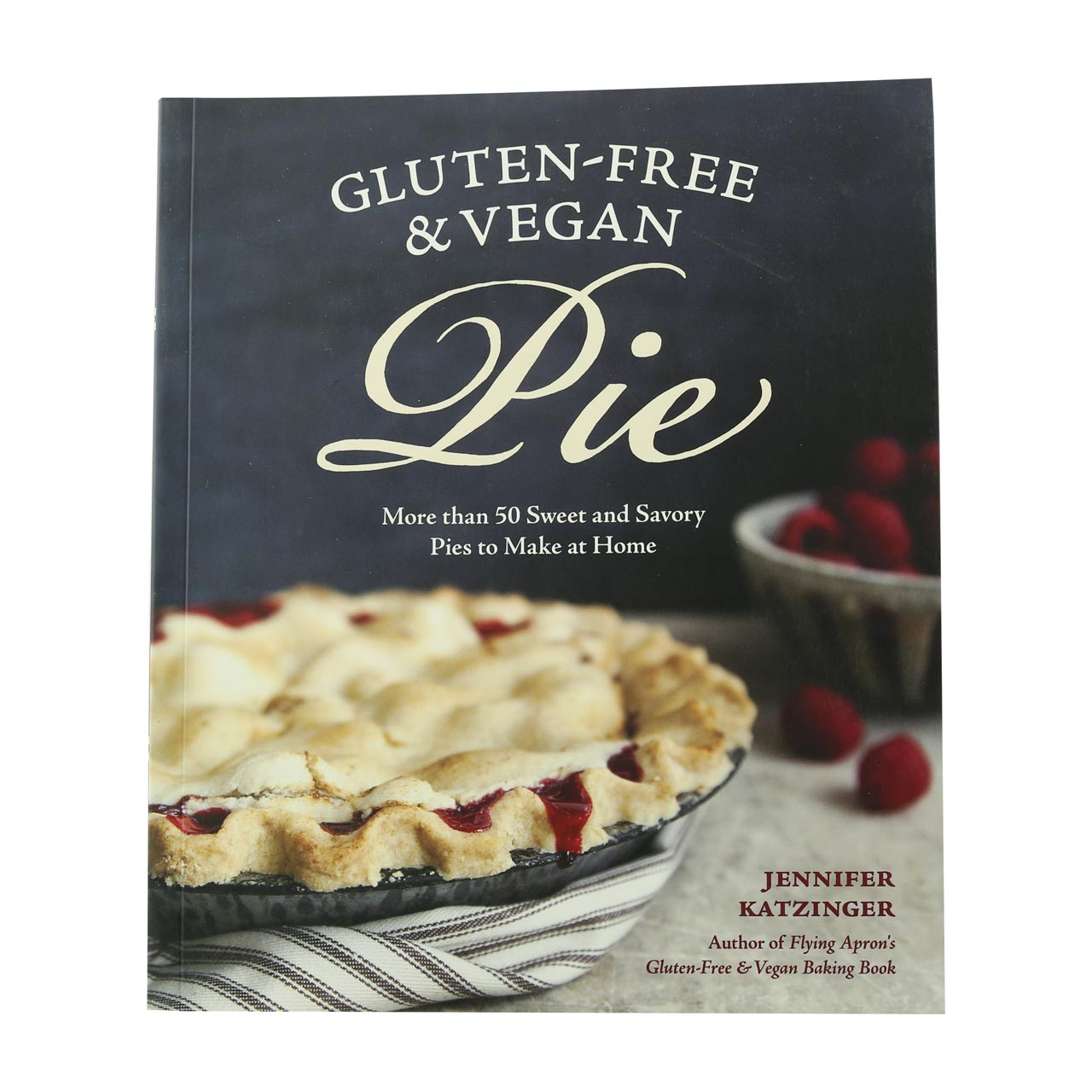 Gluten Free and Vegan Pie