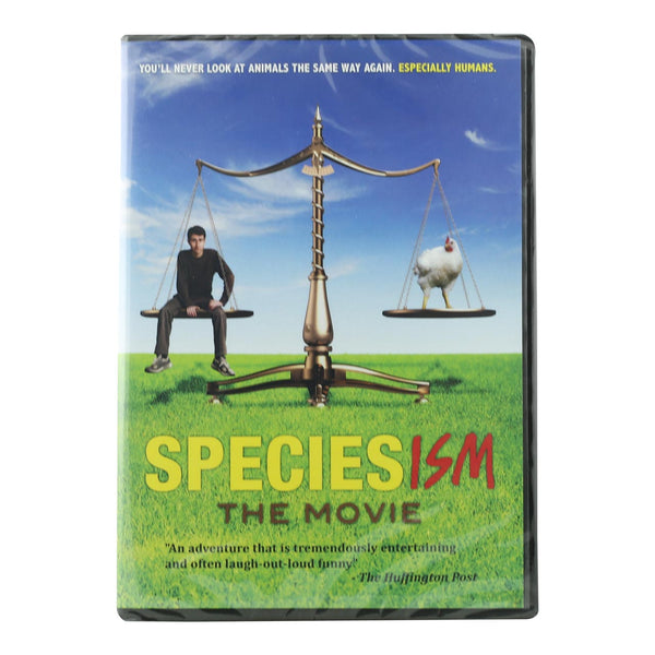 Speciesism - The Movie DVD