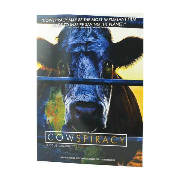 Cowspiracy: The Sustainability Secret DVD