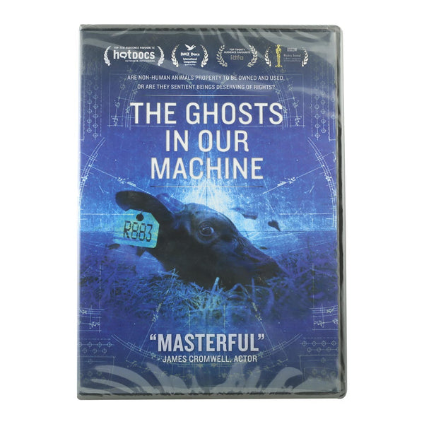 The Ghosts In Our Machine DVD