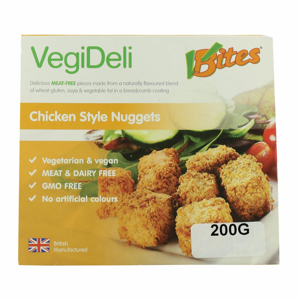 VBites Chicken Style Nuggets - Use By 21st November 2018