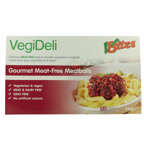 VBites Meat Free Meatballs - USE BY 28th MARCH 2019