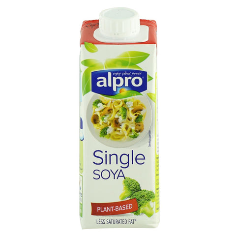 Alpro Single Soya - Best Before 19th November 2018