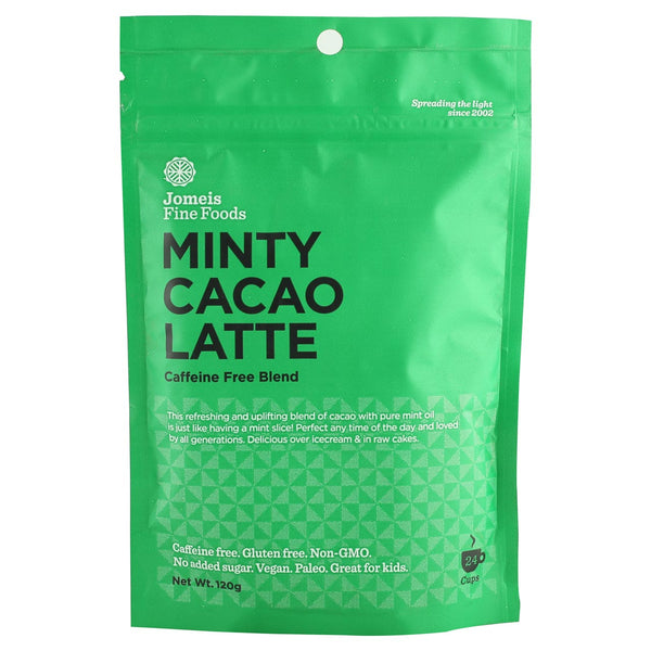 Jomeis Fine Foods Minty Cacao Latte