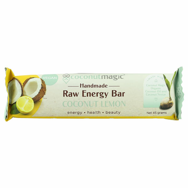 Coconut Magic Raw Bar 45g
