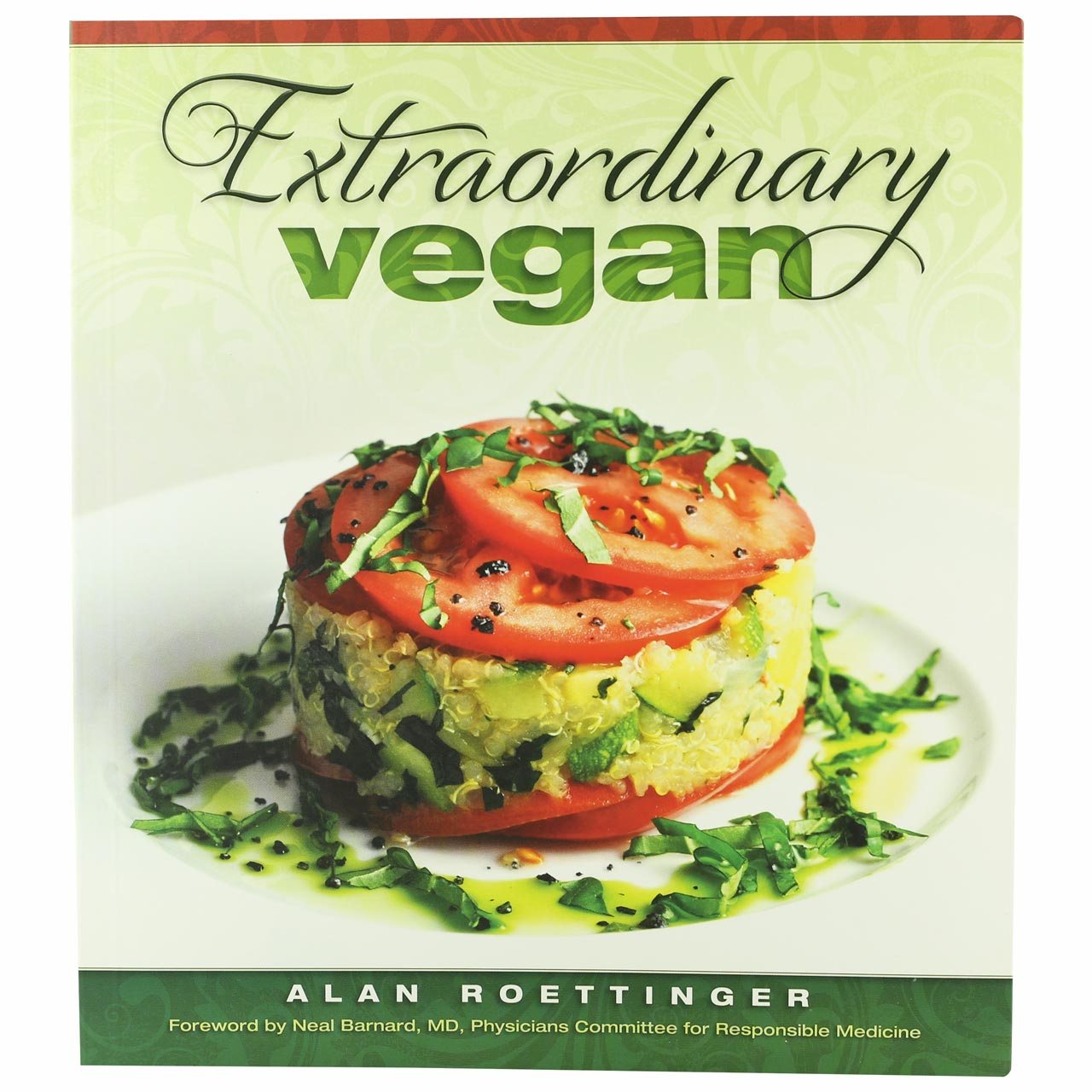 Extraordinary Vegan