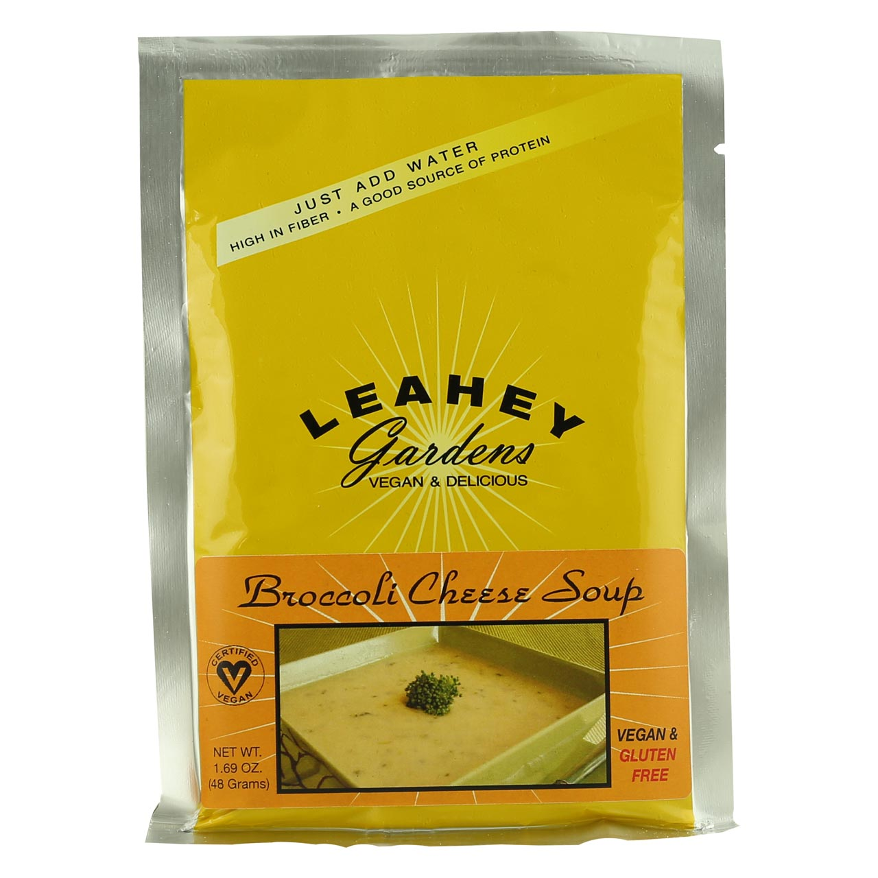 Leahey Gardens Broccoli Cheese Soup