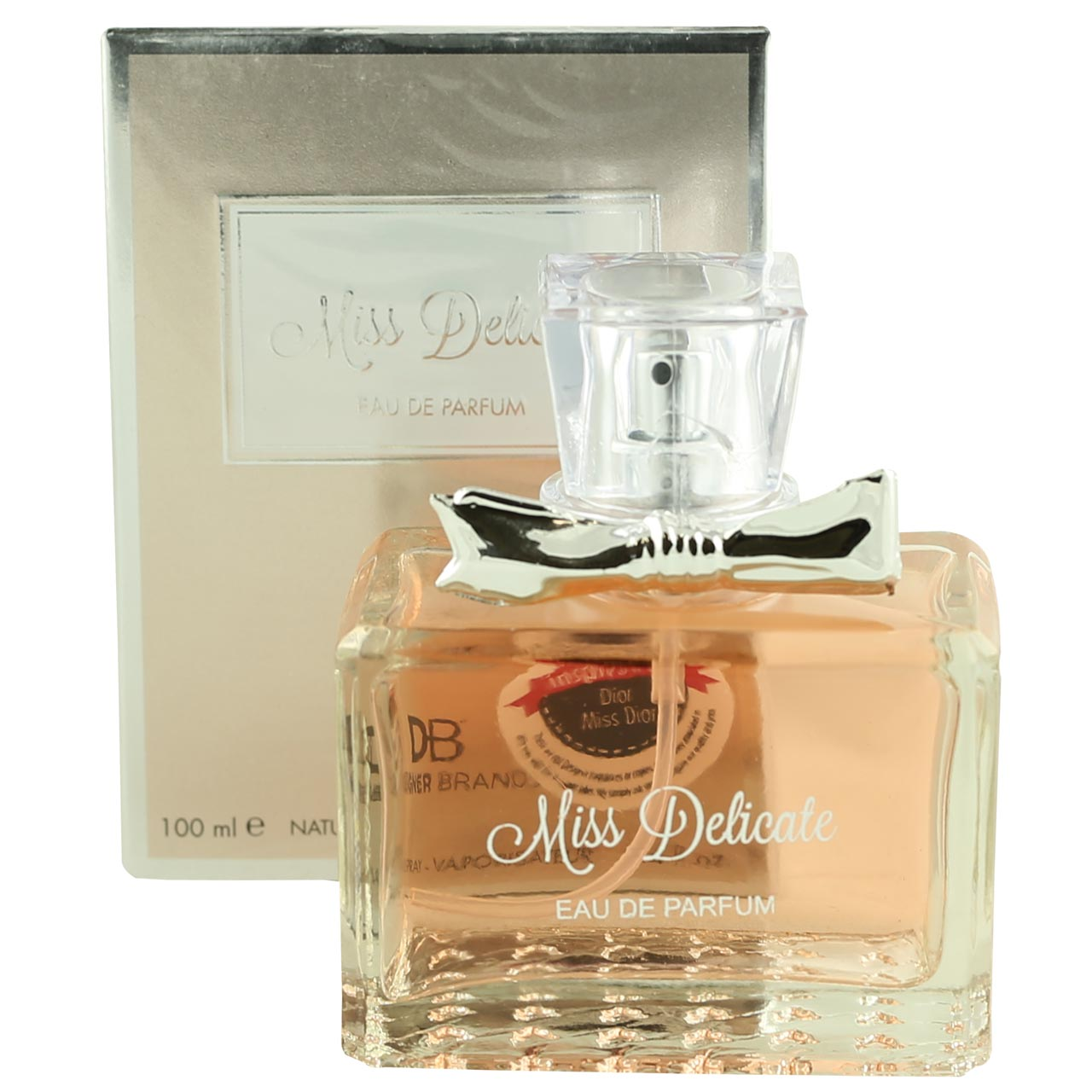 DB Cosmetics Fragrance -Miss Delicate