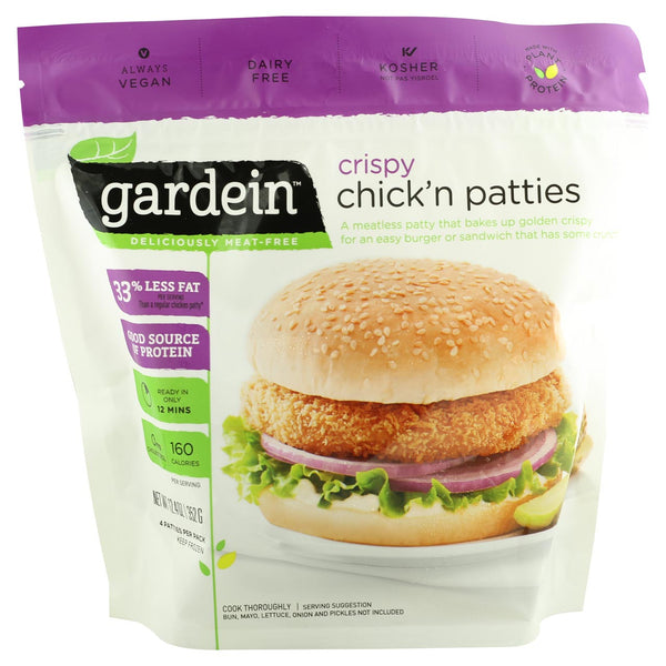 Gardein Crispy Chick'n Patty