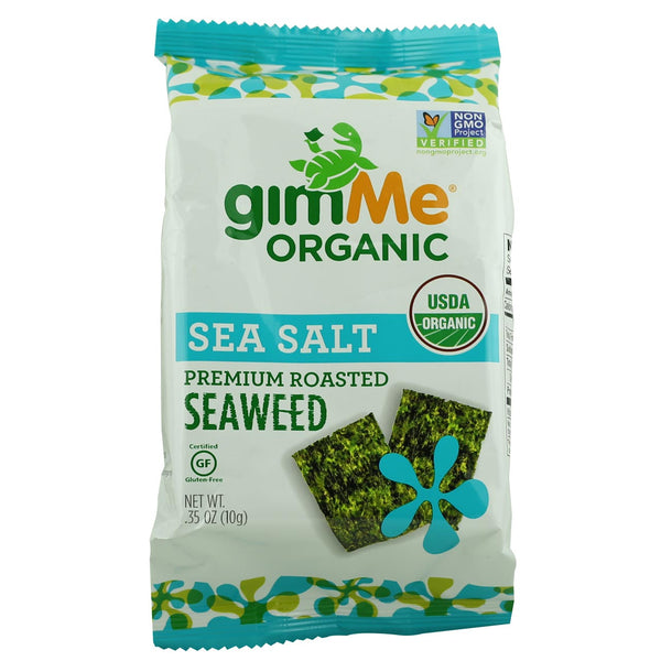 Gimme Roasted Seaweed Snacks - Sea Salt