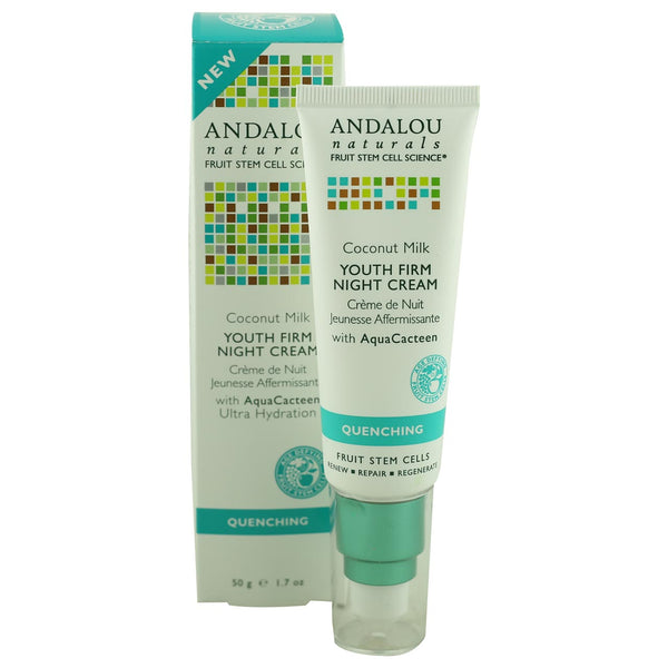 Andalou Youth Firm Night Cream