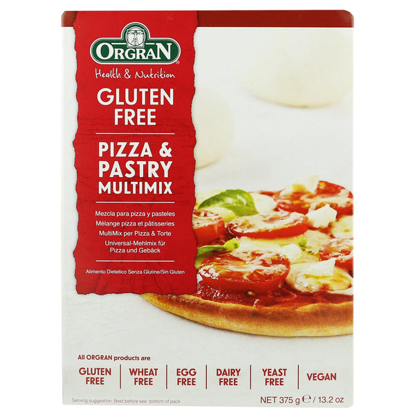 Orgran Pizza And Pastry Multimix