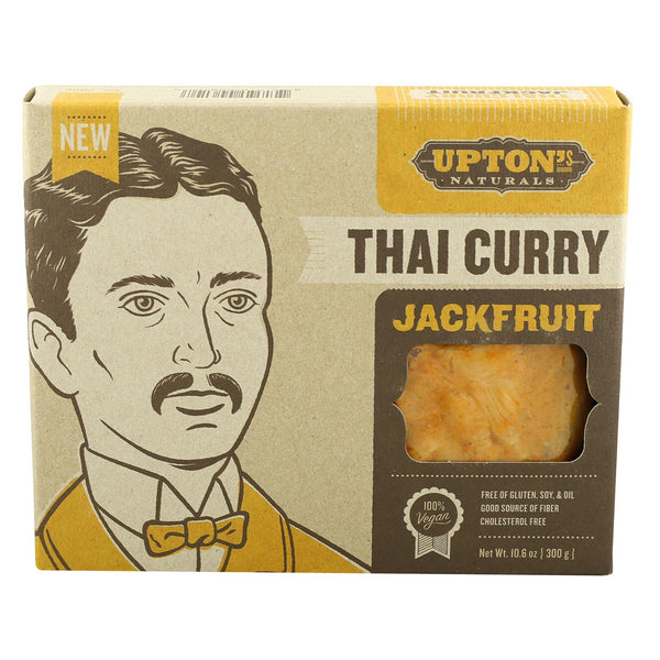 Upton's Thai Curry Jackfruit