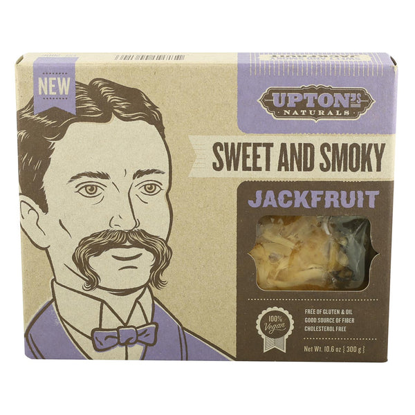Upton's Sweet and Smoky Jackfruit