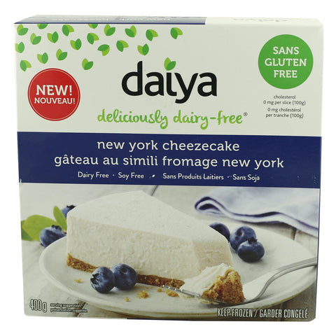 Daiya Cheezecake -New York (Best Before 9th June 2018)