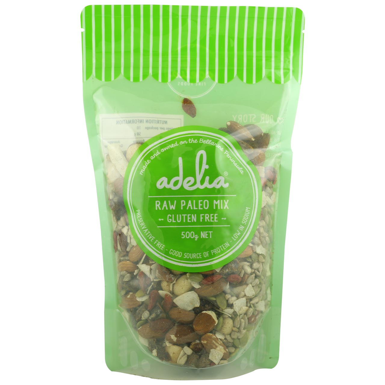 Adelia Fine Foods Raw Paleo Mix