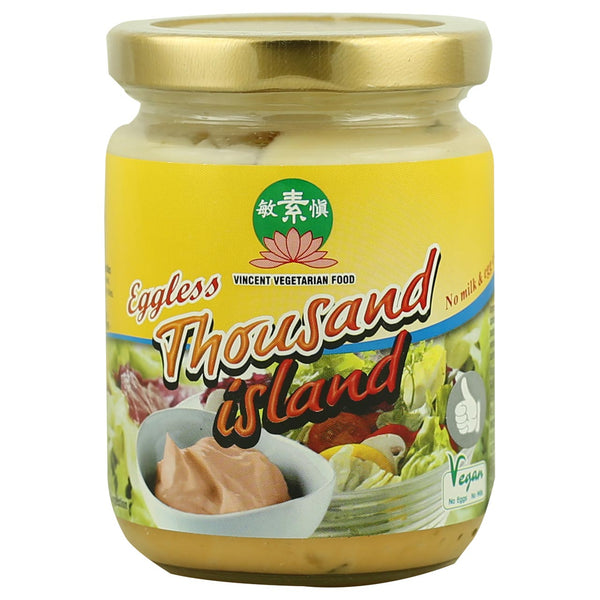 Vincent Vegetarian Foods Thousand Island Dressing