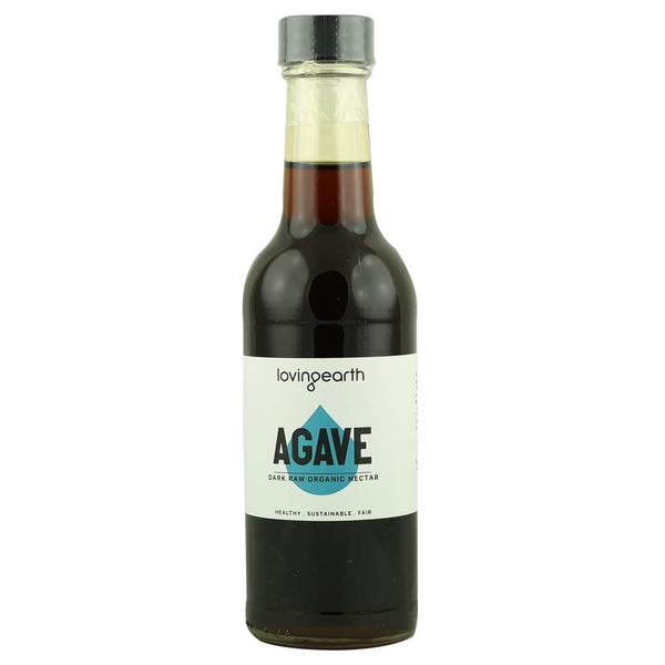Loving Earth Dark Agave Syrup