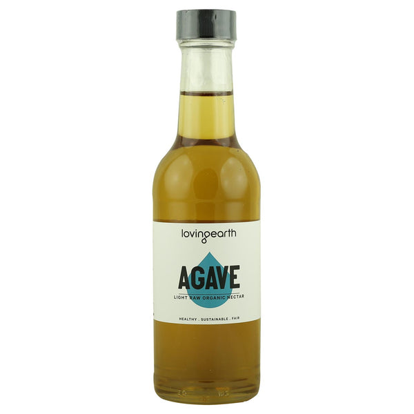 Loving Earth Light Agave Syrup