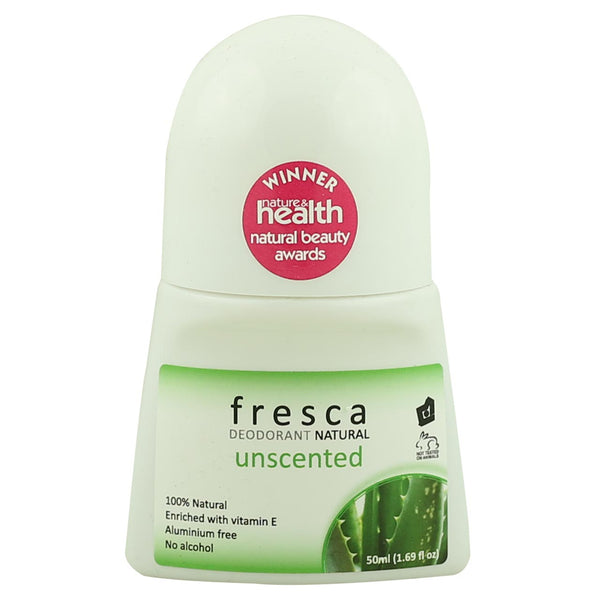 Fresca Natural Deodorant 27th - 30th September 2018