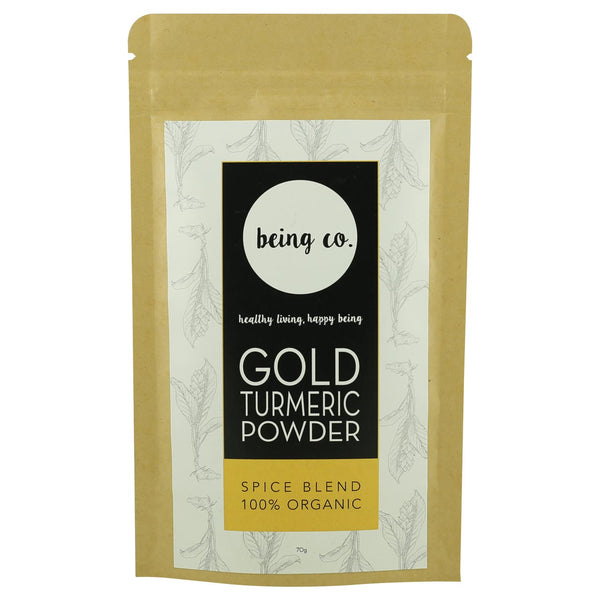 Being Co Gold Turmeric Powder