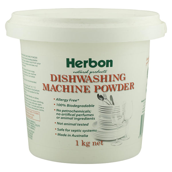 Herbon Dishwashing Machine Powder