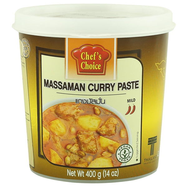 Chef's Choice Massaman Curry Paste