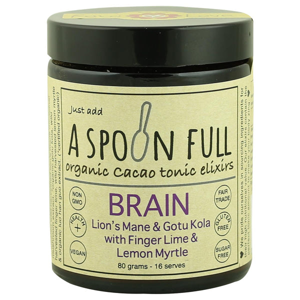 Raw Love -A Spoon Full Elixir