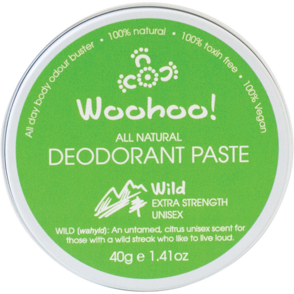 Woohoo Travel Deodorant Paste