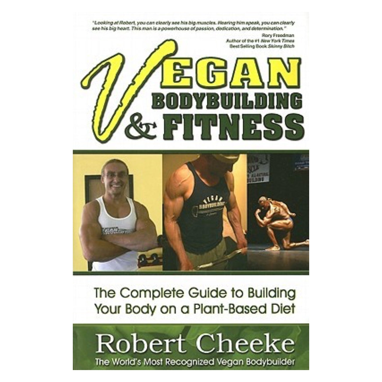 Vegan Bodybuilding & Fitness